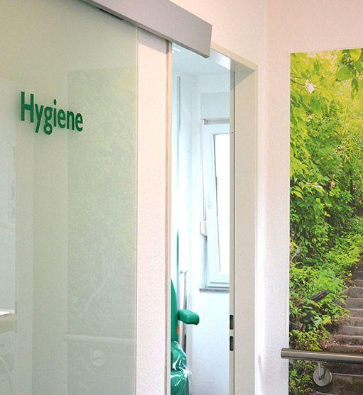 Hygiene in der Podologie