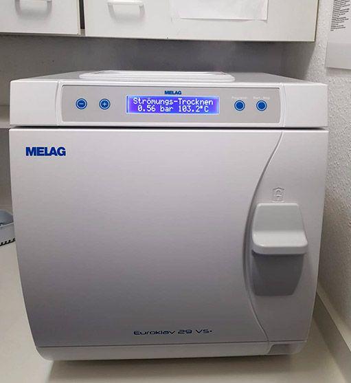 Hygiene Sterilisator