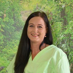 Miriam Rautenberg Bottrop Podologie Team Praxis Heike Walter